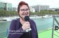 """Françoise Gadot Consultante-Formatrice : """"Prendre notre place tranquillement, on va hacker !"""""""