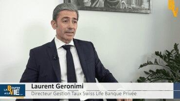 """Laurent Geronimi Directeur Gestion Taux Swiss Life Banque Privée : """"Le problème de la dette prend son ampleur"""" : 10 ans après la faillite de Lehman Brothers, marchés et perspectives"""