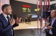 """Florian Aragon Directeur des Ventes Toyota France : """"Nous en sommes à la 4ème génération d'hybride"""""""