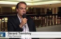 """Gérard Tremblay Pdg Osmozis : """"Nous prévoyons une croissance externe pour un parc supplémentaire"""""""