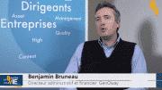 """Benjamin Bruneau Directeur administratif et financier GenOway : """"Nous marquons une différence substantielle au niveau du marché"""""""