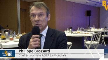 """Philippe Brossard Chef économiste AG2R La Mondiale : """"Ralentissement de l'inflation aux Etats-Unis et en Europe en 2019"""""""