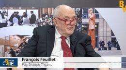 """François Feuillet Pdg Groupe Trigano : """"En 2019, nous aurons achevé l'augmentation de nos capacités de production"""" : La Web Tv a rencontré les dirigeants au Oddo Forum qui s'est tenu à Lyon le 10 et le 11 janvier"""