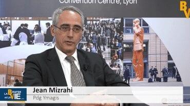 """Jean Mizrahi Pdg Ymagis :""""Un changement de business model assez radical"""" : La Web Tv a rencontré les dirigeants au Oddo Forum qui s'est tenu à Lyon le 10 et le 11 janvier"""
