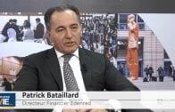 """Patrick Bataillard Directeur Financier Edenred : """"L'acquisition de CSI nous permet de diversifier notre profil de risque"""""""
