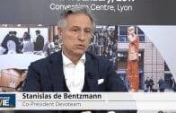 """Stanislas de Bentzmann Co-Président Devoteam : """"Notre zone d'influence c'est l'Europe"""""""