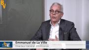 """Emmanuel de La Ville Directeur Général EthiFinance : """"Sur la notation extra-financière, la France est en avance"""" : #Finance : Focus sur l'ESG et la notation extra-financière"""