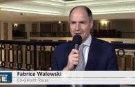 """Fabrice Walewski Co-Gérant Touax : """"Nous continuons de travailler sur la rentabilité de nos actifs"""""""