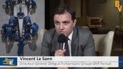 """Vincent le Sann Directeur Général Délégué Portzamparc : """"Ce qui manque aujourd'hui c'est le retour des investisseurs"""" : 6ème Conférence MidCap Portzamparc"""