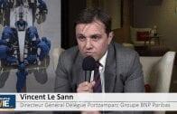 """Vincent le Sann Directeur Général Délégué Portzamparc : """"Ce qui manque aujourd'hui c'est le retour des investisseurs"""""""
