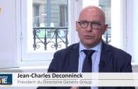 """Jean-Charles Deconninck Président du Directoire Generix Group : """"La Bourse a commencé à comprendre qui nous étions"""""""