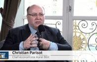 """Christian Parisot Chef économiste Aurel BGC : """"On choisit les actifs risqués par défaut"""""""
