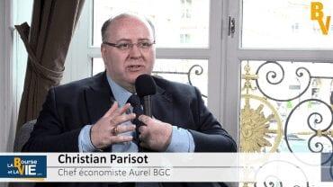 """Christian Parisot Chef économiste Aurel BGC : """"On choisit les actifs risqués par défaut"""" : Actualités économiques et financières : perspectives"""