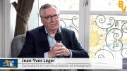 """Jean-Yves Léger Consultant en communication et enseignant : """"L'organisation de la communication en silo devrait bouger"""" : L'évolution de la communication financière"""