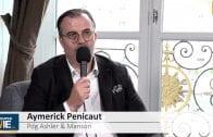 """Aymerick Penicaut Pdg Ashler & Manson : """"La vie du crédit est assez dynamique"""""""
