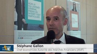 """Stéphane Gallon Chef économiste Autorité des Marchés Financiers (AMF) : """"Plus de risques dans une conjoncture économique moins favorable"""" : L'Autorité des marchés financiers publie sa cartographie des risques et des marchés 2019"""