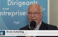 """Bruno Zutterling Co-fondateur Easy Buziness : """"Une plateforme dirigée vers les investisseurs"""""""