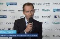 Olivier Friedrich Directeur Administratif et Financier Française de l'Énergie