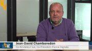 """Jean-David Chamboredon Co-fondateur Isai : """"Il y a encore peu d'acheteurs de la Tech en Europe : Tour d'horizon du financement et des perspectives du secteur de la Tech en France"""