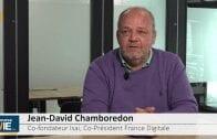 """Jean-David Chamboredon Co-fondateur Isai : """"Il y a encore peu d'acheteurs de la Tech en Europe"""