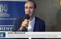 """Julien Blanchard Président du Directoire Hoffmann Green Cement Technologies : """"La société a une structure financière saine"""""""