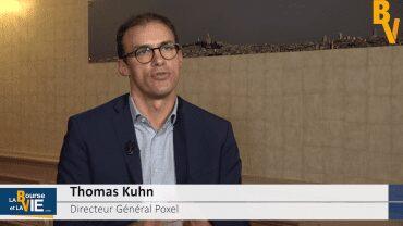 """Thomas Kuhn Directeur Général Poxel : """"Nous sommes focalisés sur nos produits dans la NASH"""" : La Web Tv a rencontré les dirigeants au Large et Midcap Event 2019"""