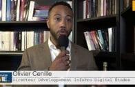 """Olivier Cenille Directeur du Développement InfoPro Digital Etudes : """"Des attentes à l'égard des entreprises"""""""