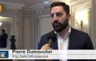 """Pierre Dumouchel Pdg Safe Orthopaedics : """"Il faut montrer que le management y croit, investit, et continuer à innover"""""""