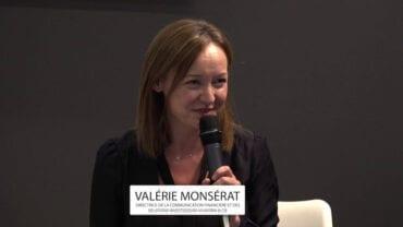 """Valérie Monsérat Directrice de la Communication Financière de Vilmorin et des Relations Investisseurs : Actionaria 2019 """"Dix minutes pour convaincre"""" avec Vilmorin"""