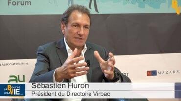 """Sébastien Huron Président du Directoire Virbac : """"Tous les indicateurs sont au vert"""" : La Web Tv a rencontré les dirigeants au Oddo Forum qui s'est tenu à Lyon le 10 et le 11 janvier"""
