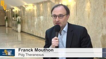 """Franck Mouthon Pdg Theranexus : """"Un news flow abondant cette année"""" : La Web TVà la rencontre des dirigeants auBiomed Event 2020"""