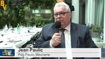 """Jean Paulic Pdg Paulic Meunerie : """"Il faut aller vite sur ces marchés"""" : Introduction en Bourse de la société sur Euronext Growth"""