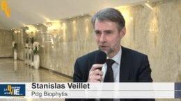 """Stanislas Veillet Pdg Biophytis : """"Notre objectif est de terminer cette étude dans la sarcopénie en 2020"""" : La Web TVà la rencontre des dirigeants auBiomed Event 2020"""