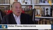"""Didier Pineau-Valencienne : """"Je suis désespéré de voir que les 40 sociétés du CAC40 sont toutes détenues par des étrangers"""" : L'ancien dirigeant de Schneider a publié """"Soleil et Sympathie"""", il est l'invité exceptionnel de la Web Tv www.labourseetlavie.com"""
