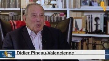 Didier Pineau-Valencienne : «Je suis désespéré de voir que les 40 sociétés du CAC40 sont toutes détenues par des étrangers»