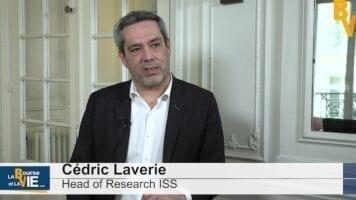 Cédric Laverie Head Of Research ISS : «On va regarder comment les Conseils s'approprient ces nouveaux sujets»
