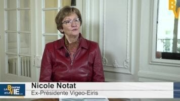 """Nicole Notat Ex-Présidente Vigeo Eiris : """"L'AG doit être l'occasion de présenter devant les actionnaires ce que sont ces défis"""""""