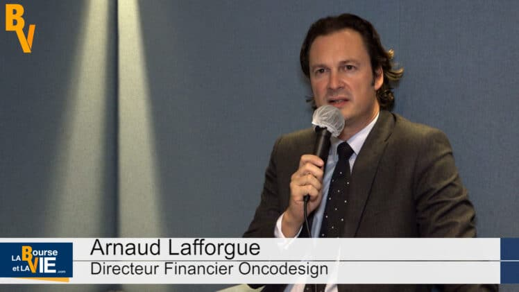 """Arnaud Lafforgue Directeur Financier Oncodesign : """"Nous n'avons en rien freiné nos investissements"""""""
