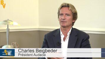 """Charles Beigbeder Président Audacia : """"Il faut savoir sélectionner les PME"""""""