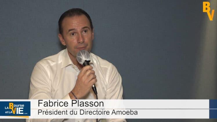 """Fabrice Plasson Président du Directoire Amoeba : """"C'est une vague de fond"""""""