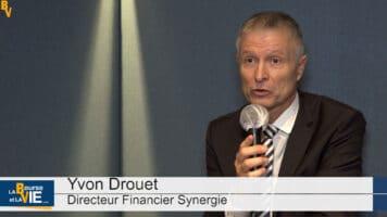 """Yvon Drouet Directeur Financier Synergie : """"Une progression par étapes"""""""