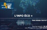 Didier Testot fondateur de LA BOURSE ET LA VIE TV dans l'Info éco + sur Sud Radio (émission du 12 décembre 2020)