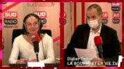 Didier Testot Fondateur de LA BOURSE ET LA VIE TV dans l'Info éco + sur Sud Radio : Emission du 26 décembre 2020