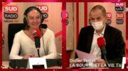 Didier Testot Fondateur de LA BOURSE ET LA VIE TV dans l'Info éco + : Magazine éco sur Sud Radio (émission du 2 janvier 2021)