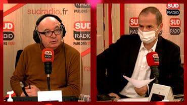 Carrefour ou l'électrochoc Couche-Tard à la Bourse de Paris : L'info éco + Sud Radio avec Didier Testot LA BOURSE ET LA VIE TV (émission du 16 décembre 2021)