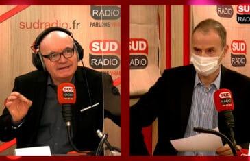 Didier Testot Fondateur de LA BOURSE ET LA VIE TV, Sud Radio avec Philippe David 30 janvier 2021