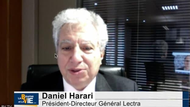 Daniel Harari Président Directeur Général (Tous droits réservés 2021 www.labourseetlavie.com)