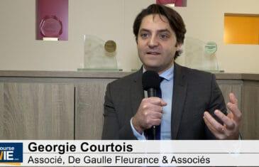 """Georgie Courtois Avocat de Gaulle Fleurance & Associés: """"Cloud, une vraie question de stratégie pour l'entreprise"""""""