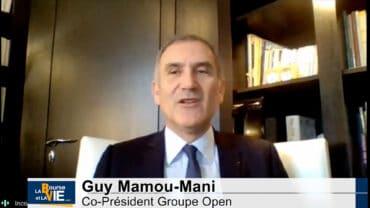 """Guy Mamou-Mani Co-Président Groupe Open : """"Nous avons montré notre résilience au cours de la première crise"""" : 24ème édition ODDO BHF Digital Forum"""