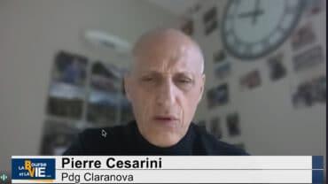 """Pierre Cesarini Pdg Claranova : """"Continuer à développer la société indépendamment de la crise sanitaire"""" : 24ème édition ODDO BHF Digital Forum"""